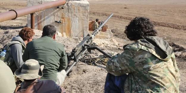 YPG/PKK'lı teröristlerin taciz ve saldırıları devam ediyor
