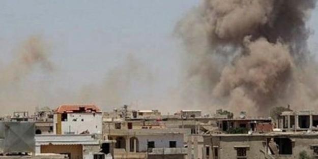 YPG/PKK'ya bomba yüklü araçla saldırı: 20 terörist havaya uçuruldu!