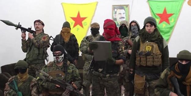 YPG'ye katılan 3 Avrupalı terörist öldürüldü