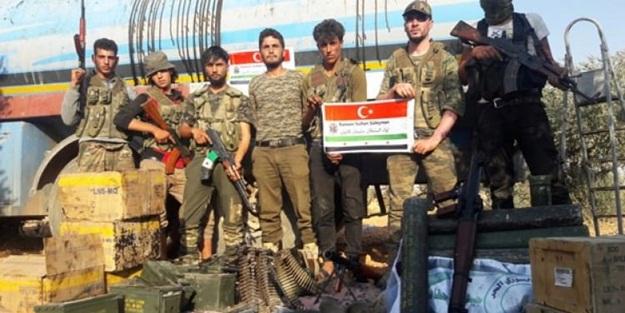 YPG'ye soğuk duş! El koydular