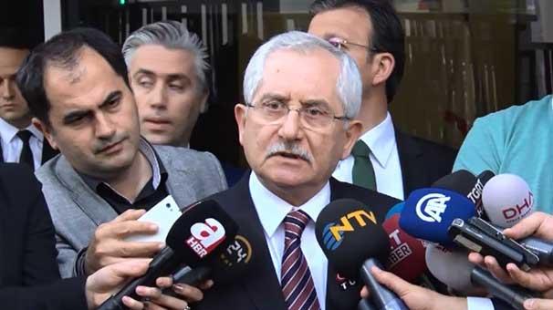 YSK Başkanı Sadi Güven'den İYİ Parti açıklaması