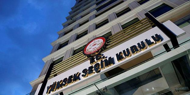 YSK İstanbul için gerekçeli kararı açıkladı