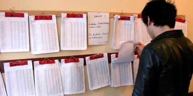 YSK seçmen kaydı sorgulama nasıl yapılır? | Muhtarlık seçmen listesi 2019