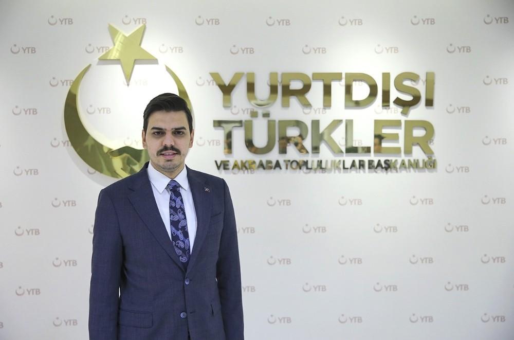 """YTB Başkanı Eren: """"Kendi ayakları üzerinde duran ancak Türkiye ile gönül bağını kaybetmeyen güçlü bir diaspora istiyoruz"""""""