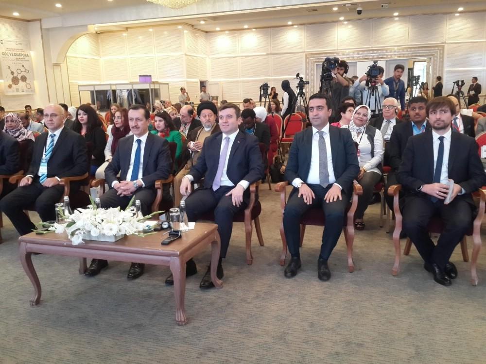 """YTB ile ORSAM'dan """"Ortadoğu ve Kuzey Afrika Düşünce Kuruluşları Buluşması"""""""