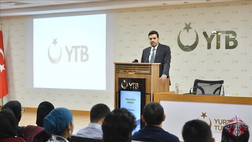 YTB'den Gelecek Nesil Akademisi programı açılıyor