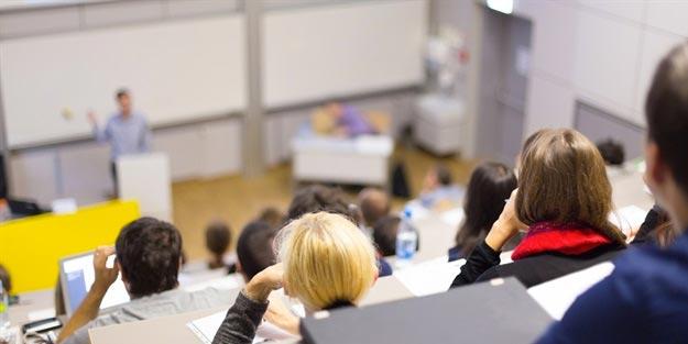 Yükseklisans ve doktora öğrenci alan üniversiteler ve bölümler