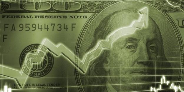 Yükselişi gören vatandaş dolara koştu!