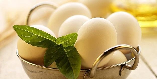 Yumurta akının cilde muhteşem faydası
