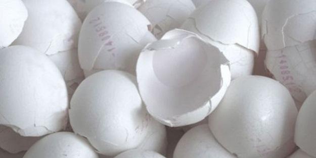 Yumurta kabuğunu çamaşır makinesine atarsanız...