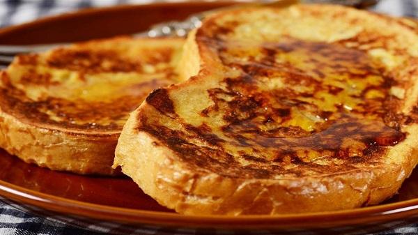 Yumurtalı ekmek nasıl yapılır? Yumurtalı ekmek tarifi