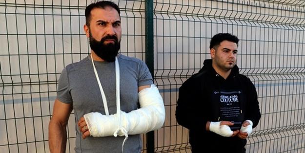 Yunan askerlerinden vahşet! Ellerini kesip zorla Türkiye'ye gönderdiler