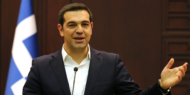 Yunan Başbakan Çipras'tan Türkiye'ye alçak tehdit