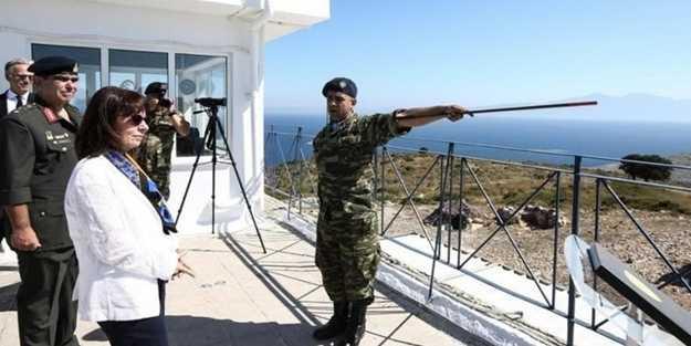 Yunan belasını arıyor! Meis adasında tehlikeli provokasyon