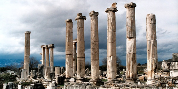 Yunan-Roma sentezinin en ünlü eseri: Afrodisias Antik Kenti