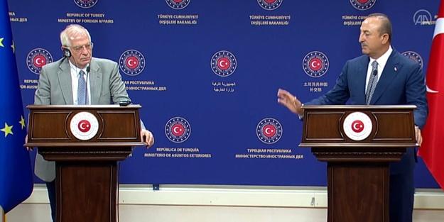 Yunan vekil çileden çıktı: Borrell Türkiye'de aciz kaldı