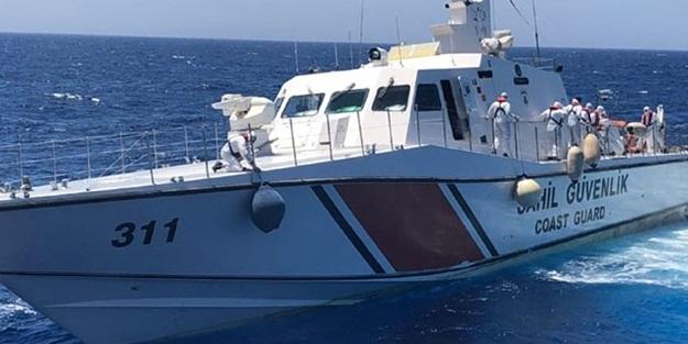 Yunanistan açıklarındaki balıkçıdan acı haber