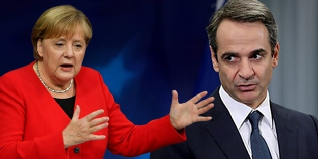 Yunanistan Almanya'dan yardım dilendi