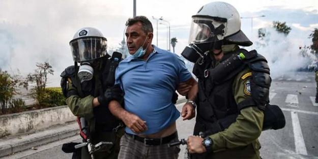 Yunanistan artık iyice azıttı! Zorla Türkiye'ye gönderiyorlar
