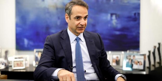 Yunanistan Başbakanı Miçotakis, Türkiye'yi şikayet için NATO'ya koştu!