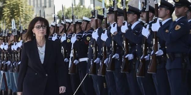 Yunanistan cumhurbaşkanı haddini aştı! Türkiye ile ilgili akla ziyan sözler