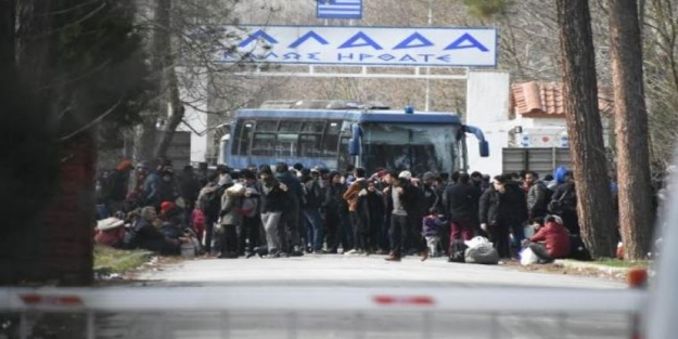 Yunanistan sınır kapılarını açtı mı?