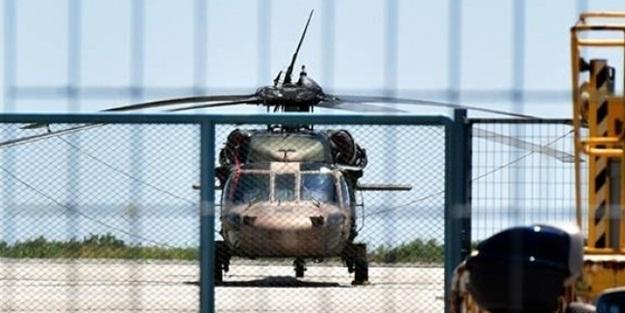 Yunanistan'a kaçan helikopterdeki ABD ajanı deşifre oldu