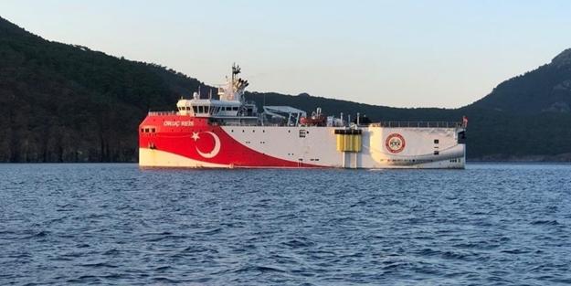 Yunanistan'da buna kilitlendi: Oruç Reis'i engellemezsek başımız büyük derde girecek!