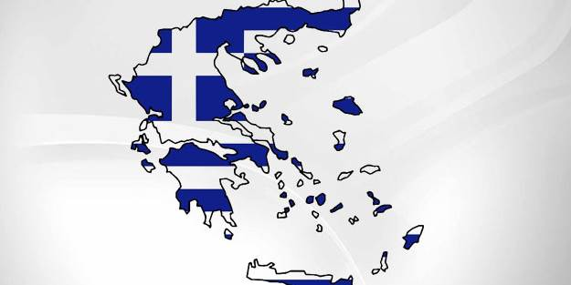 Yunanistan'da patlama!