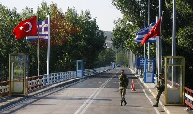 Yunanistan'da Türk bayrağı krize yol açtı
