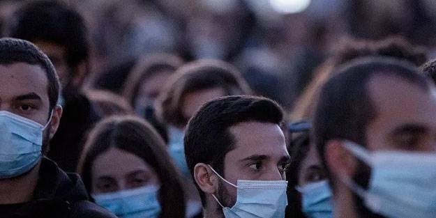Yunanistan'da vaka sayıları arttı
