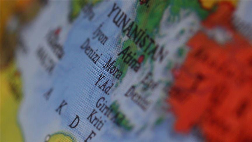Yunanistan'daki Mora Yarımadası'nda 6,1 büyüklüğünde deprem oldu