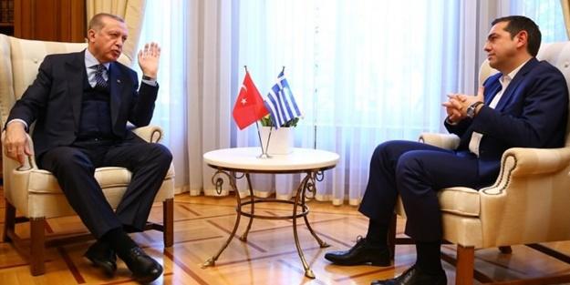 Yunanistan'dan Erdoğan'ın sözlerine küstah cevap! Üste çıkmaya çalıştı