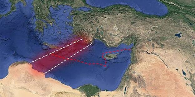 Yunanistan'dan flaş iddia: Türkiye Doğu Akdeniz'de doğal gaz buldu