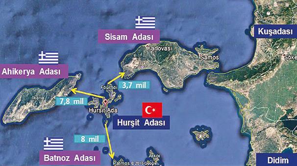 Yunanistan'dan Türkiye korkusu!