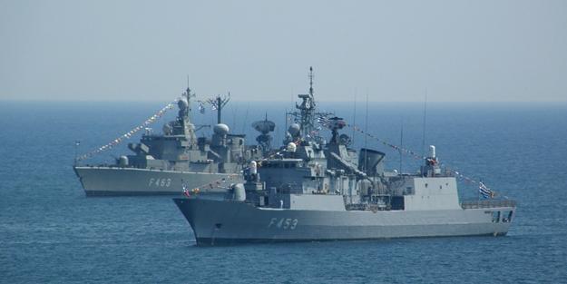 Yunanistan'ı korku sardı! Fransa'dan savaş gemisi kiralıyor