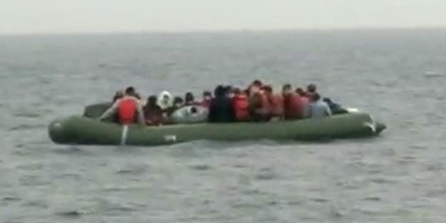 Yunanistan'ın ölüme terk etti, Türk Sahil Güvenlik kurtardı