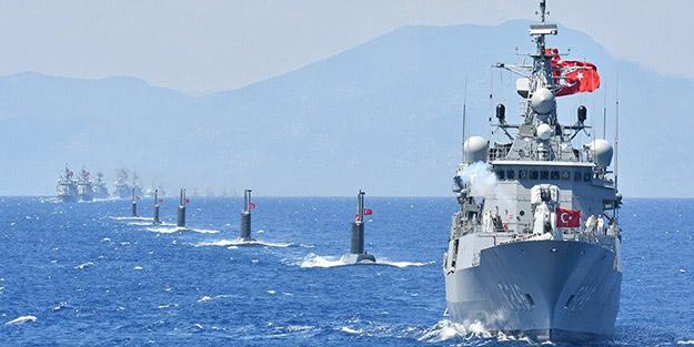 Yunanlılar 'Endişeliyiz' diyerek paylaştılar: Türk donanmasında hareketlenme mevcut