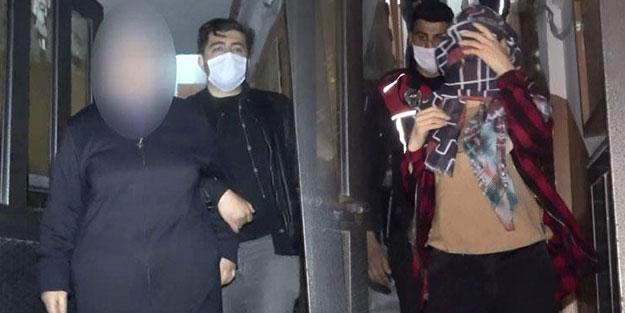 Yunus ekiplerinin gerçekleştirdiği fuhuş operasyonunda gözaltına alınan şahıstan şaşırtan savunma