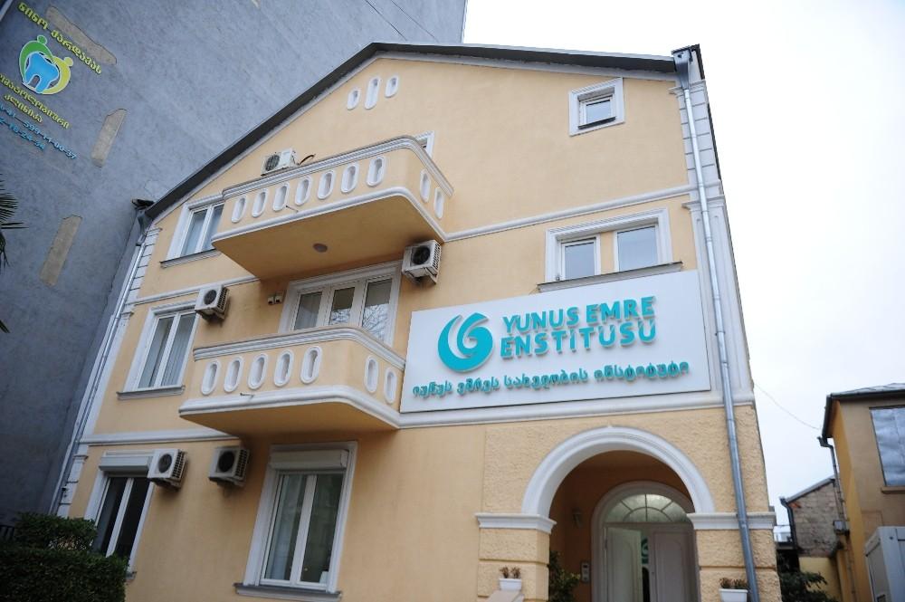 Yunus Emre Enstitüsü, Gürcistan'da Türkçe ve Türk kültürünü öğretiyor