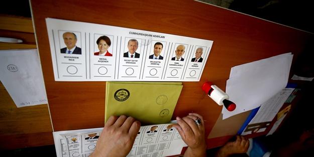 Yurt dışı oy sonuçları Cumhurbaşkanı ve partilerin yurt dışı oy oranları ne oldu?