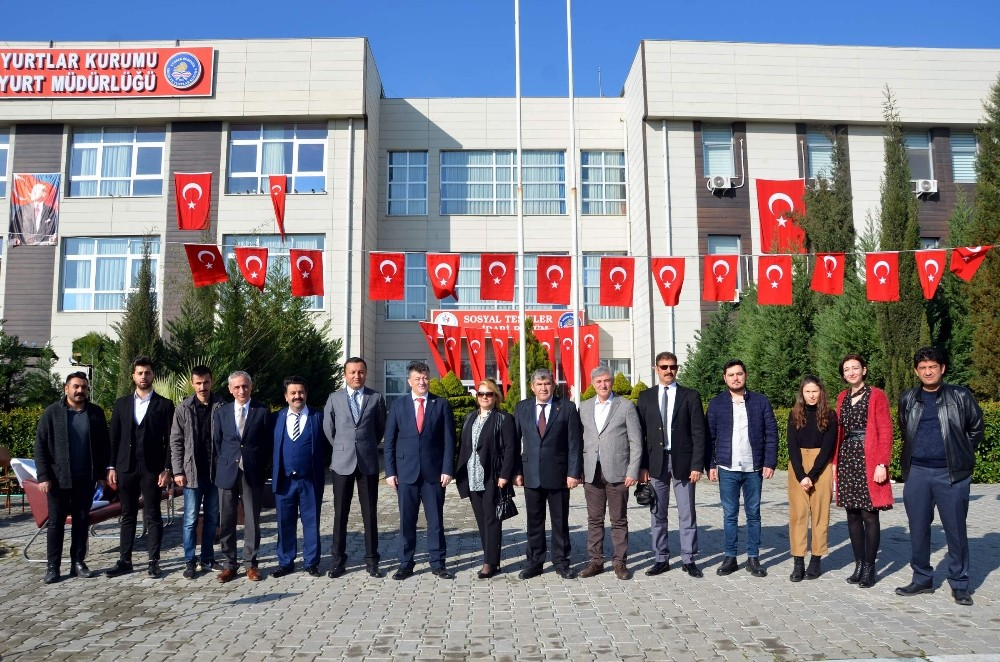 Yurtlar Arası Futbol Turnuvası Başladı