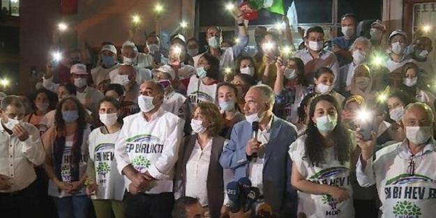 Yürüyüşe katılan HDP'li vekillerin koronavirüs test sonuçları açıklandı