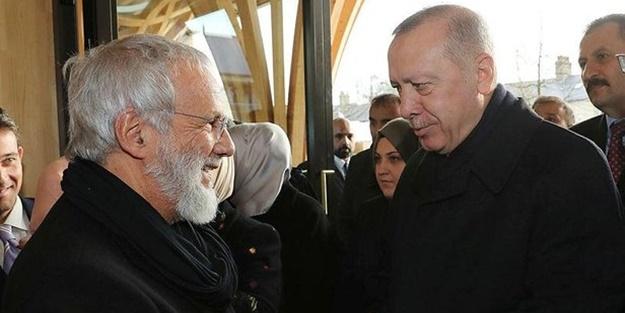 Yusuf İslam'dan Cumhurbaşkanı Erdoğan'a teşekkür: Onlar olmasaydı tamamlayamazdık