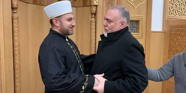 Yusuf İslam'ın medya danışmanı İslam ile şereflendi!
