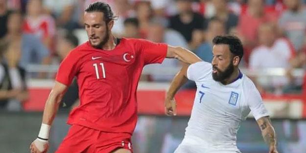 Yusuf Yazıcı'dan EURO 2020 açıklaması