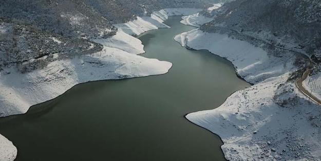 Yuvacık Barajı'nda su seviyesi yüzde 16'ya yükseldi