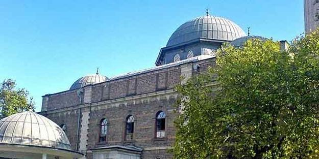 Zağnos Paşa Cami restore ediliyor!