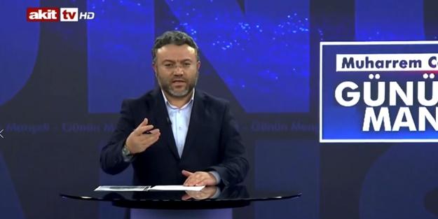 Zarifoğlu'nu toplatarak CHP'yi şımartırsanız CHP de namaz yasaklansın deme şımarıklığını gösterir