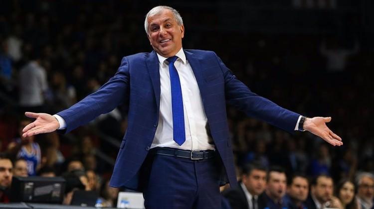 """Zeljko Obradovic: 'Rakibe saygı duyuyoruz"""""""
